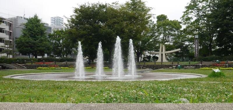 コンタクトー噴水
