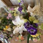 ハッピーへの献花